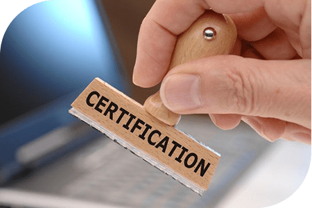 Performance Management & Certifications