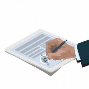 Electronic Signatures or eSignature