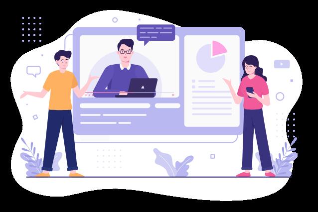 OEM LMS learning Platform-Pre-built course-activity data exchange