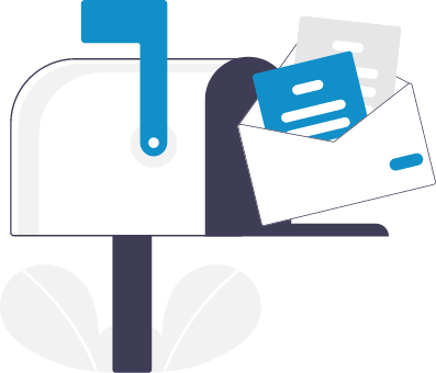 Quick email response by LMS provider