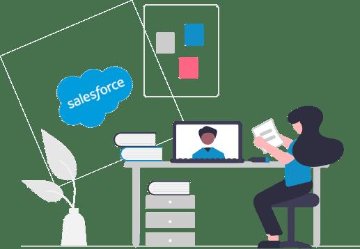 Training Embedded in Salesforce