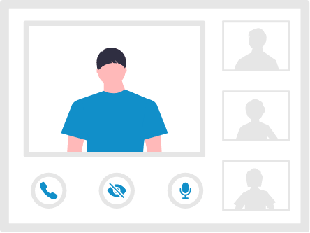 Video conference support services offered by LMS vendors