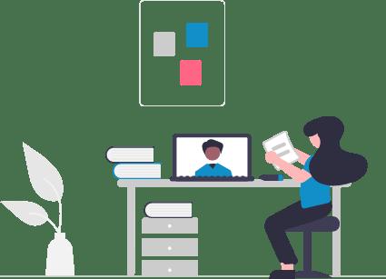 Deliver blended learning sessions