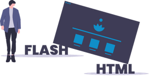Flash to HTML5- Decide the scale and nature of the task
