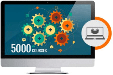 Access to 5000+ eLearning Courses with sap erp lms integration