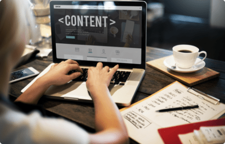 High user participation in Content generation