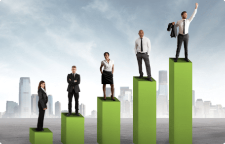 Higher employee engagement and satisfaction