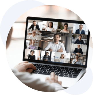 Webex conferencing within the LMS