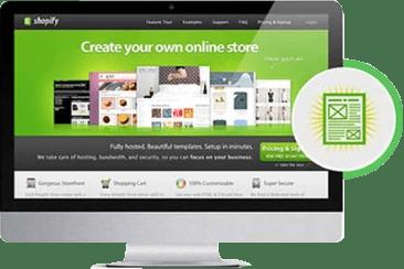 Custom-Built Online Store